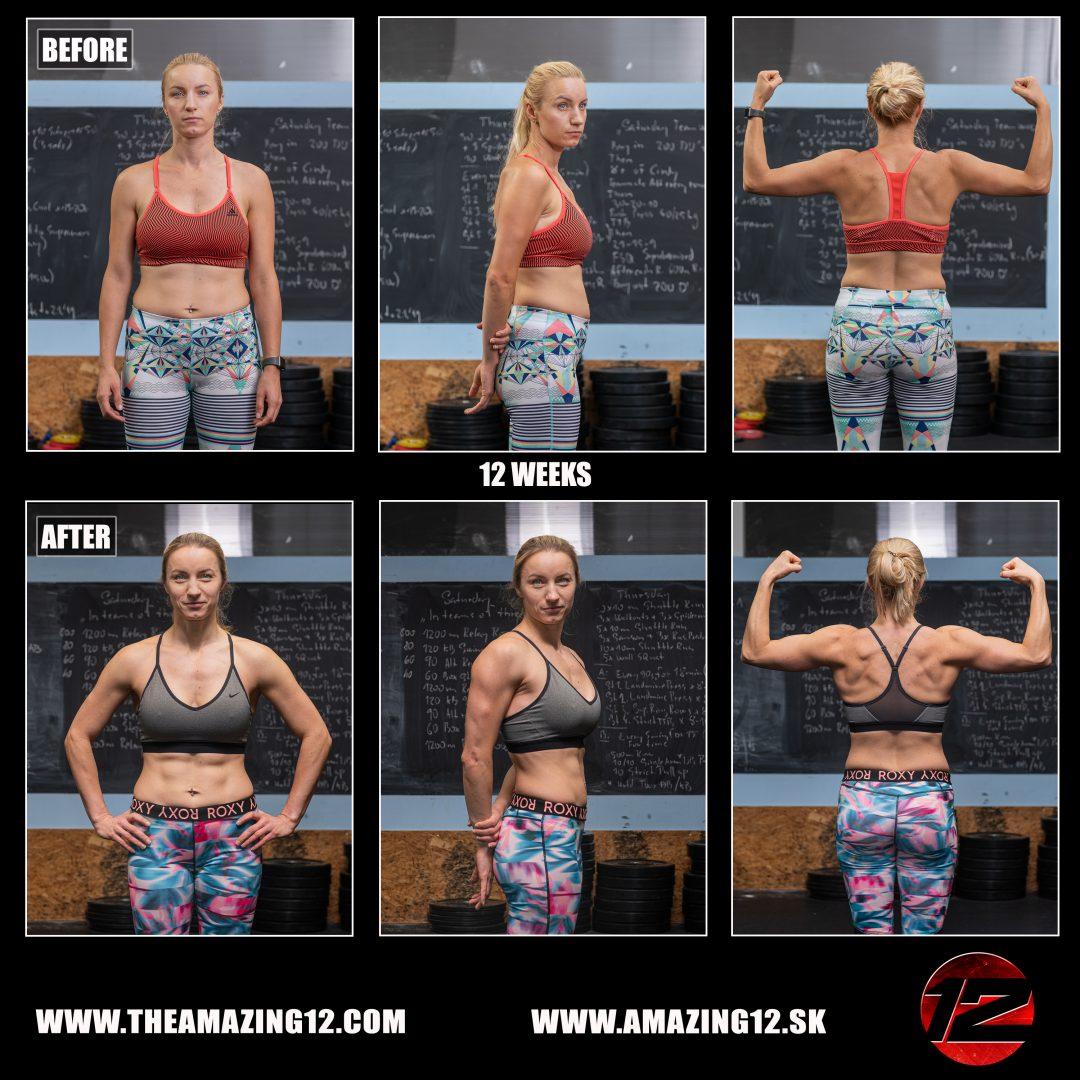 Amazing 12 Janka