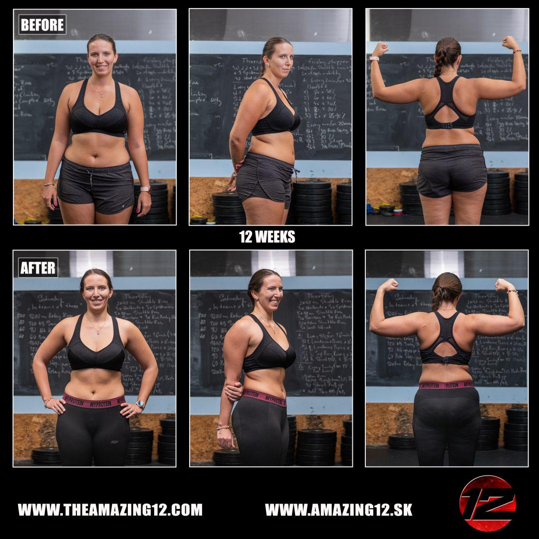 Amazing 12 Kristína